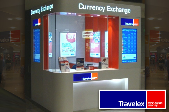 Travelex | Paris Select