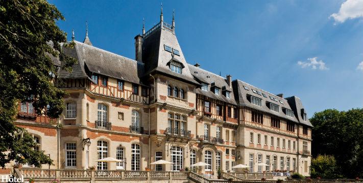 Ch U00e2teau De Montvillargenne Chantilly